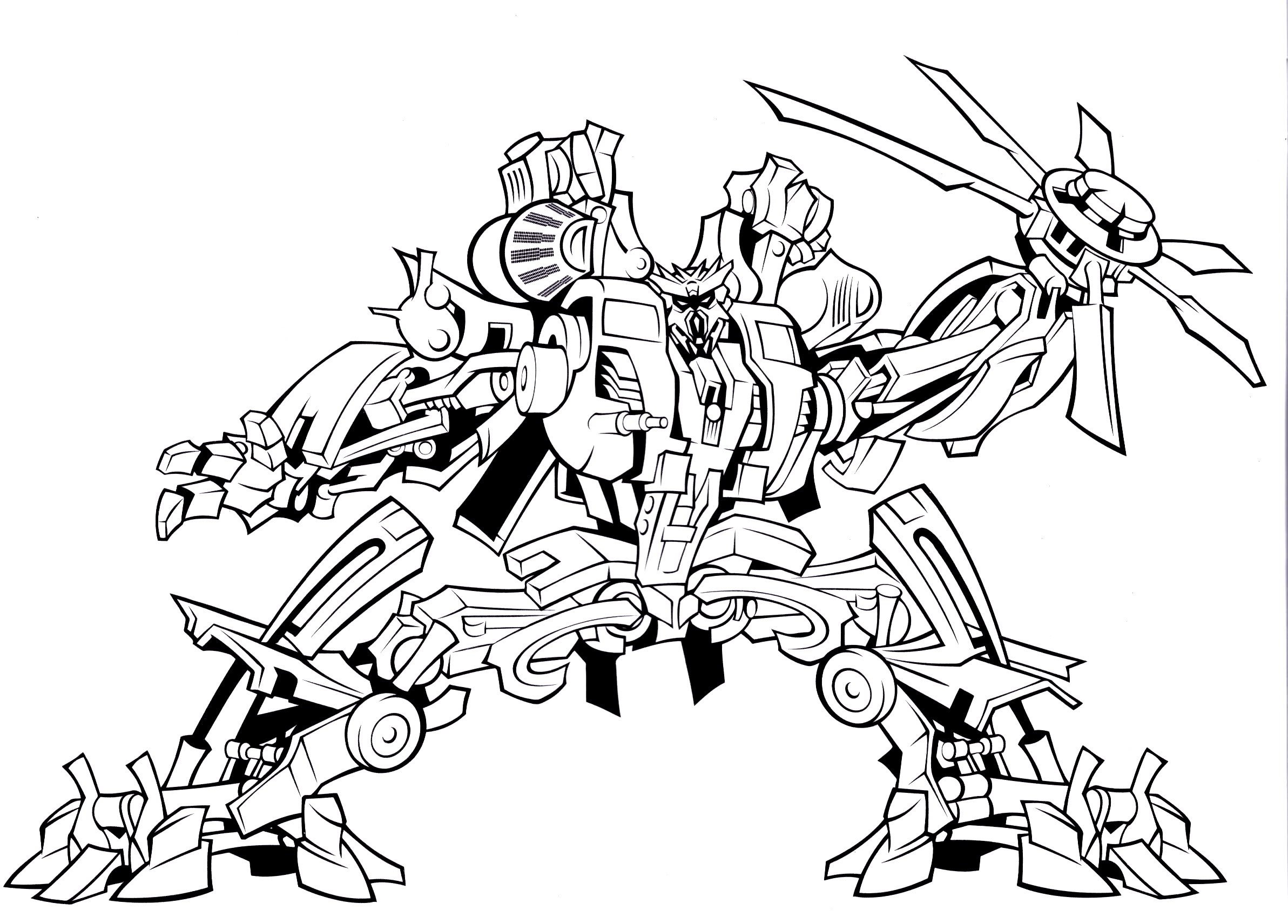 2385x1712 Chase Bot Coloring Pages For Kids Lovely Transformers
