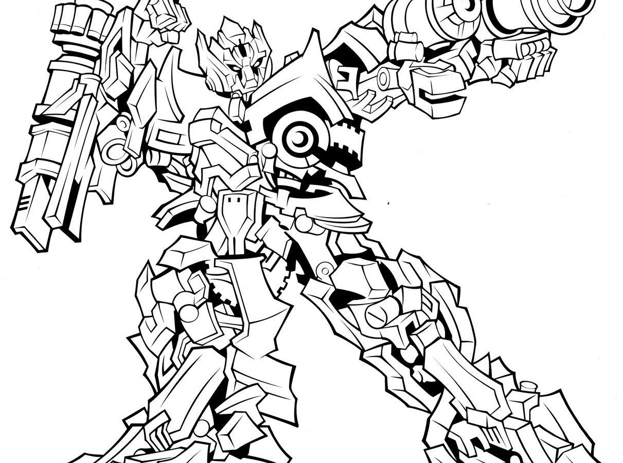 Transformers Drawing Bumblebee