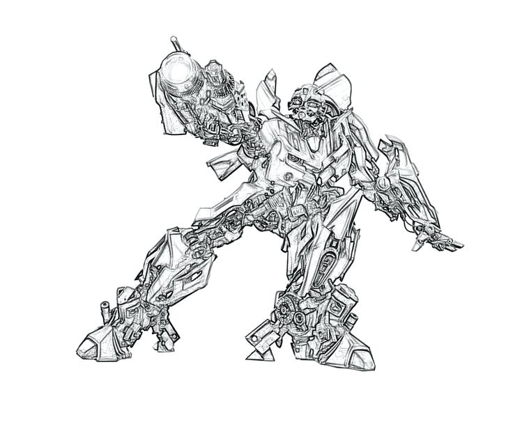736x613 Transformers Bumblebee Coloring Pages Bumblebee Coloring Pages