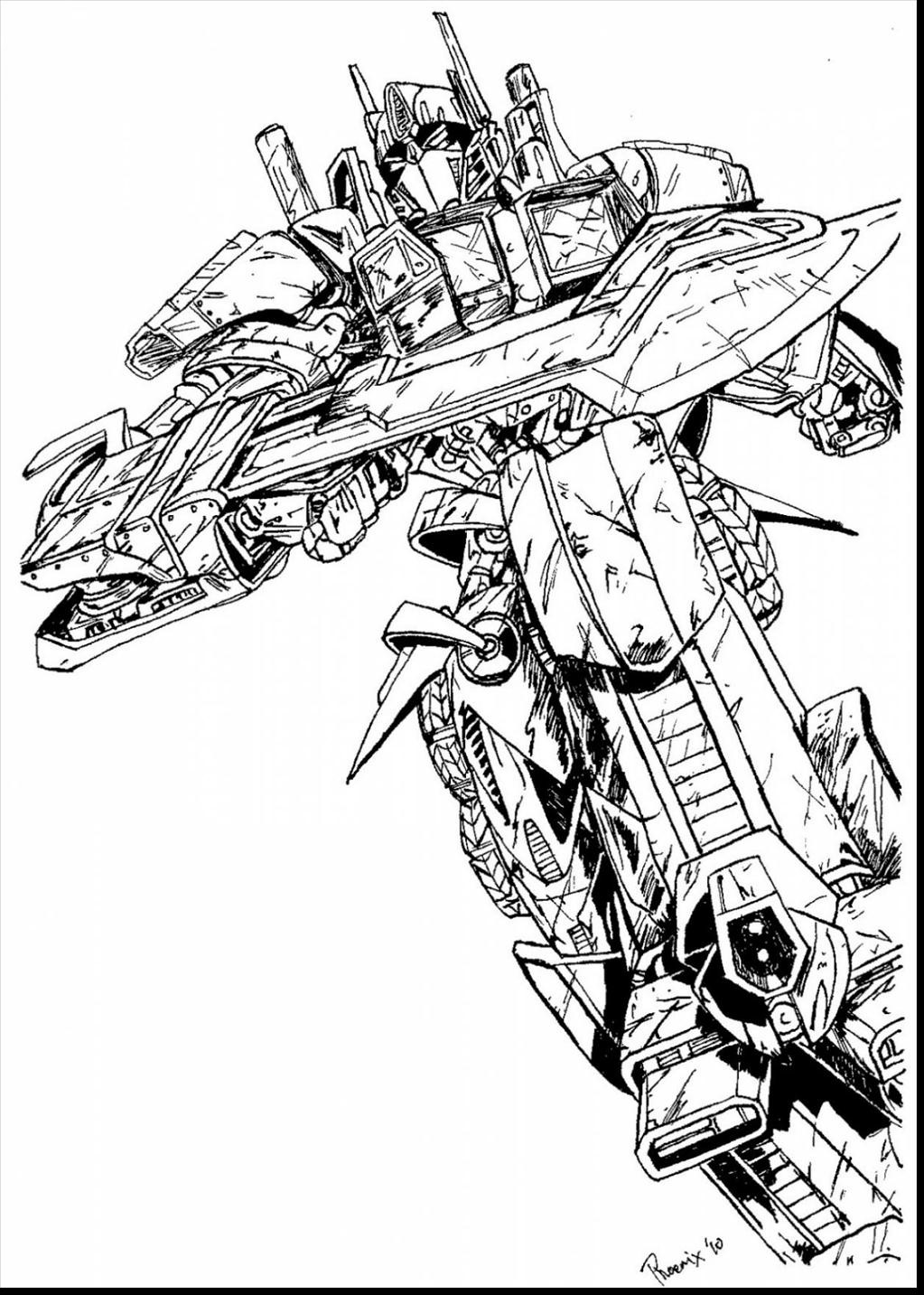 1023x1433 Optimus Prime Coloring Pages With Page Glum Me Fair