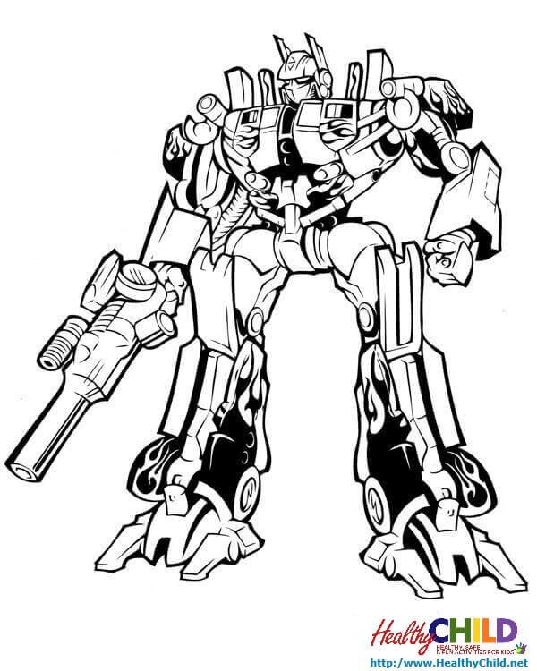 600x750 Transformers Optimus Prime