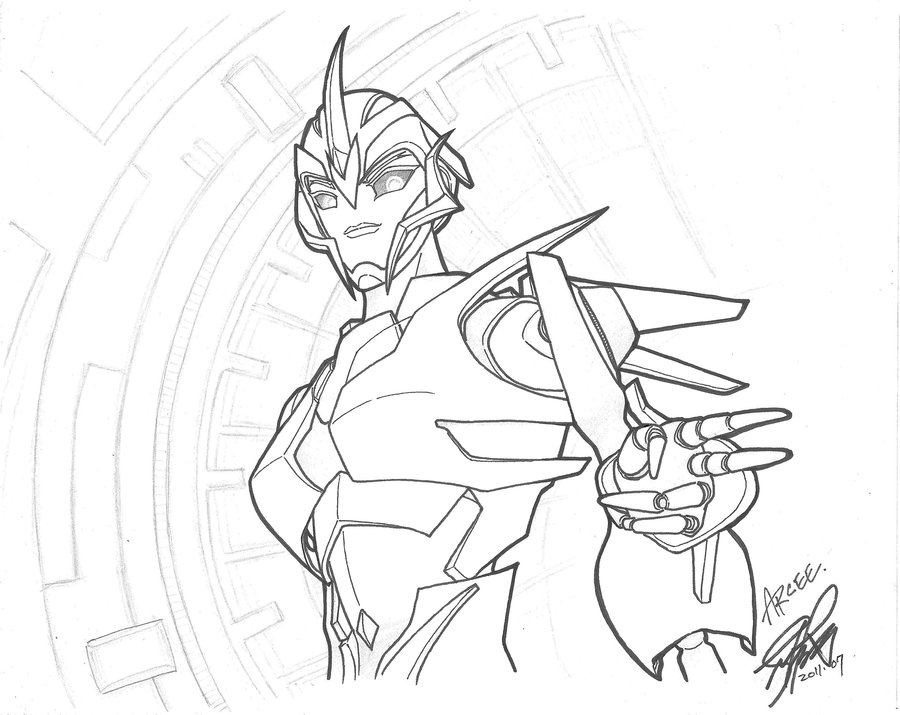 Transformers Prime Drawing at GetDrawings.com   Free for personal ...