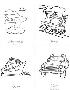 236x305 Alphabetical Vehicle (Modes Of Transportation) Anchor Chartposter