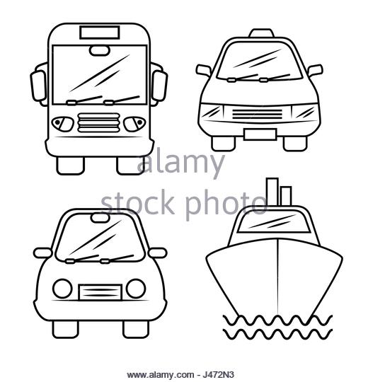 520x540 Modes Of Transport Cut Out Stock Images Amp Pictures