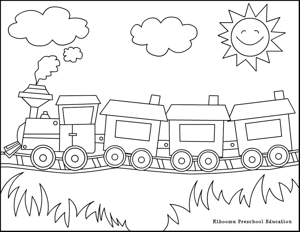1024x791 Coloring Coloring Pages Of Transportation