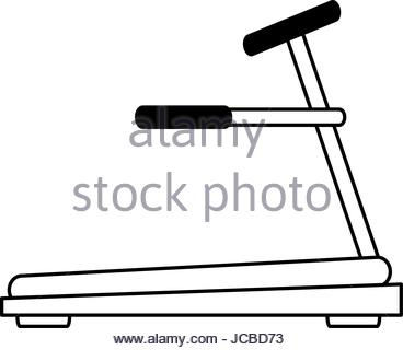 368x320 Vector Illustration Of Treadmill Concept Stock Vector Art