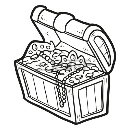 Treasure Box Drawing