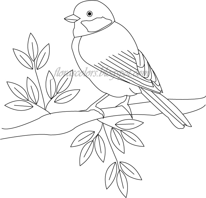 704x677 Flora's Colors Free Hand Embroidery Pattern