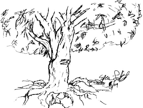 600x454 Mango Tree By Roundedfang