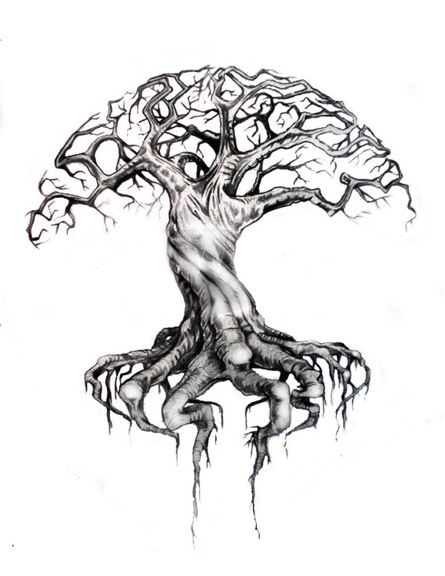 900x1165 Tree Of Life By Matt2tattoo