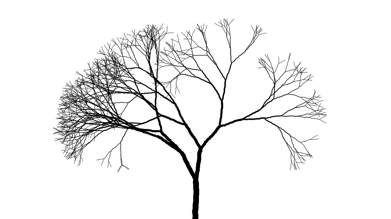 1366x768 Trees 0