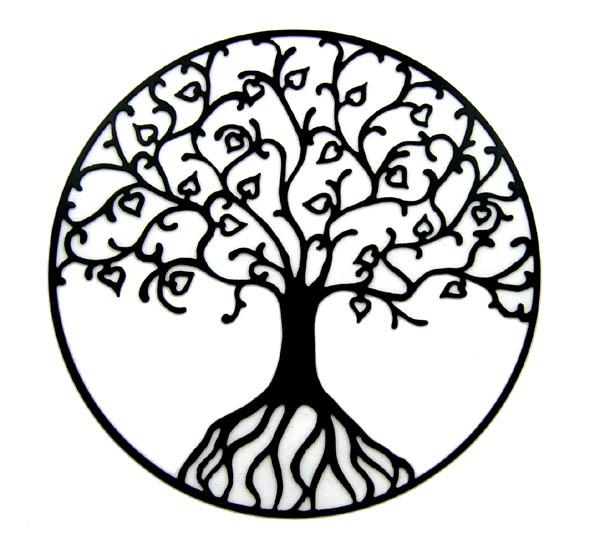 600x544 Tree of Life Drawings