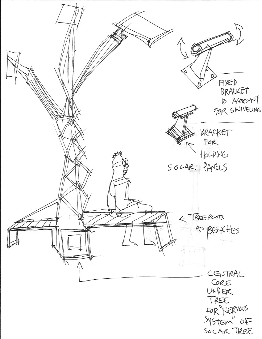 849x1096 Solar Tree Sketch1 Dylan Ethan Collins