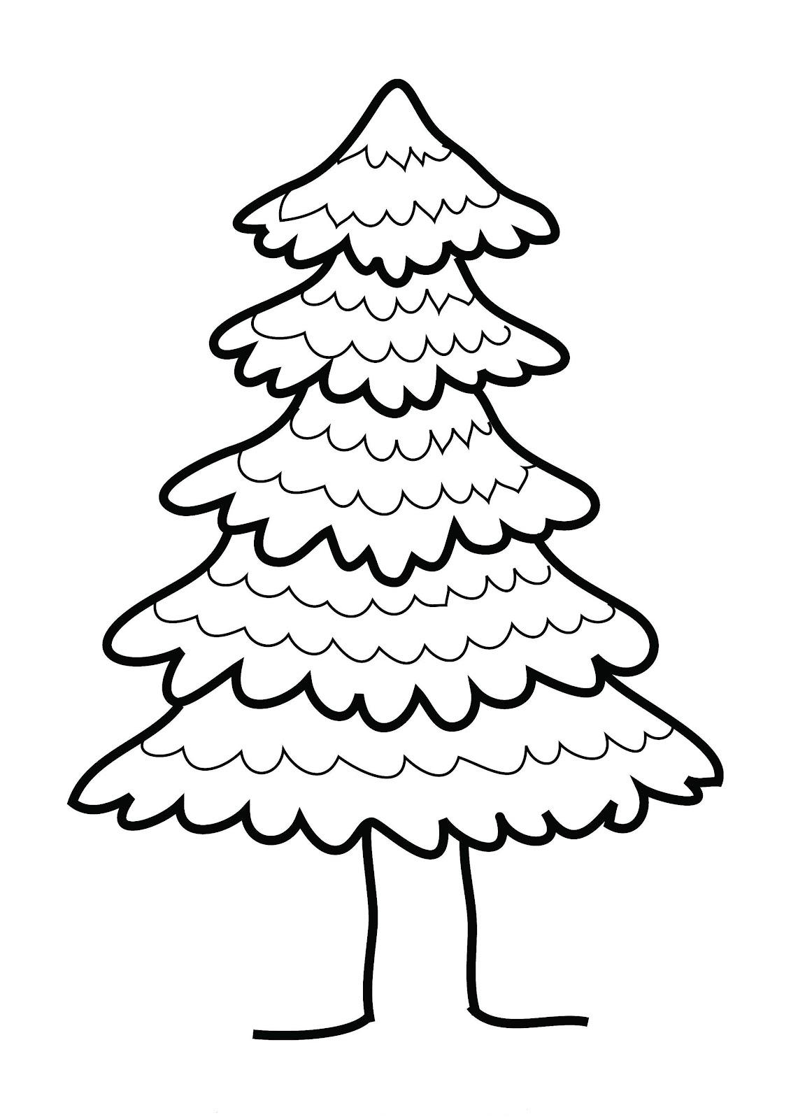 Tree Drawing Clip Art at GetDrawings