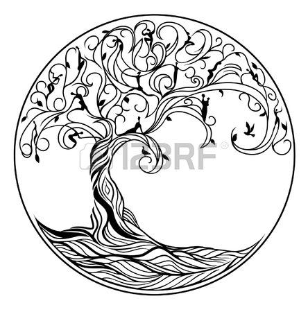 444x450 Tree Of Life Stock Photos. Royalty Free Business Images