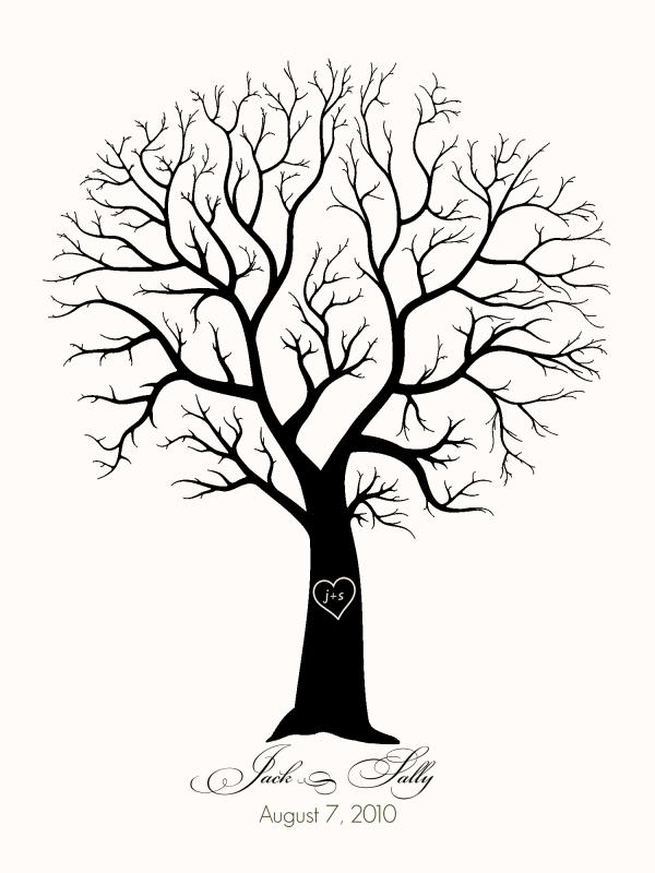 600x800 Tree With No Leaves Clipart
