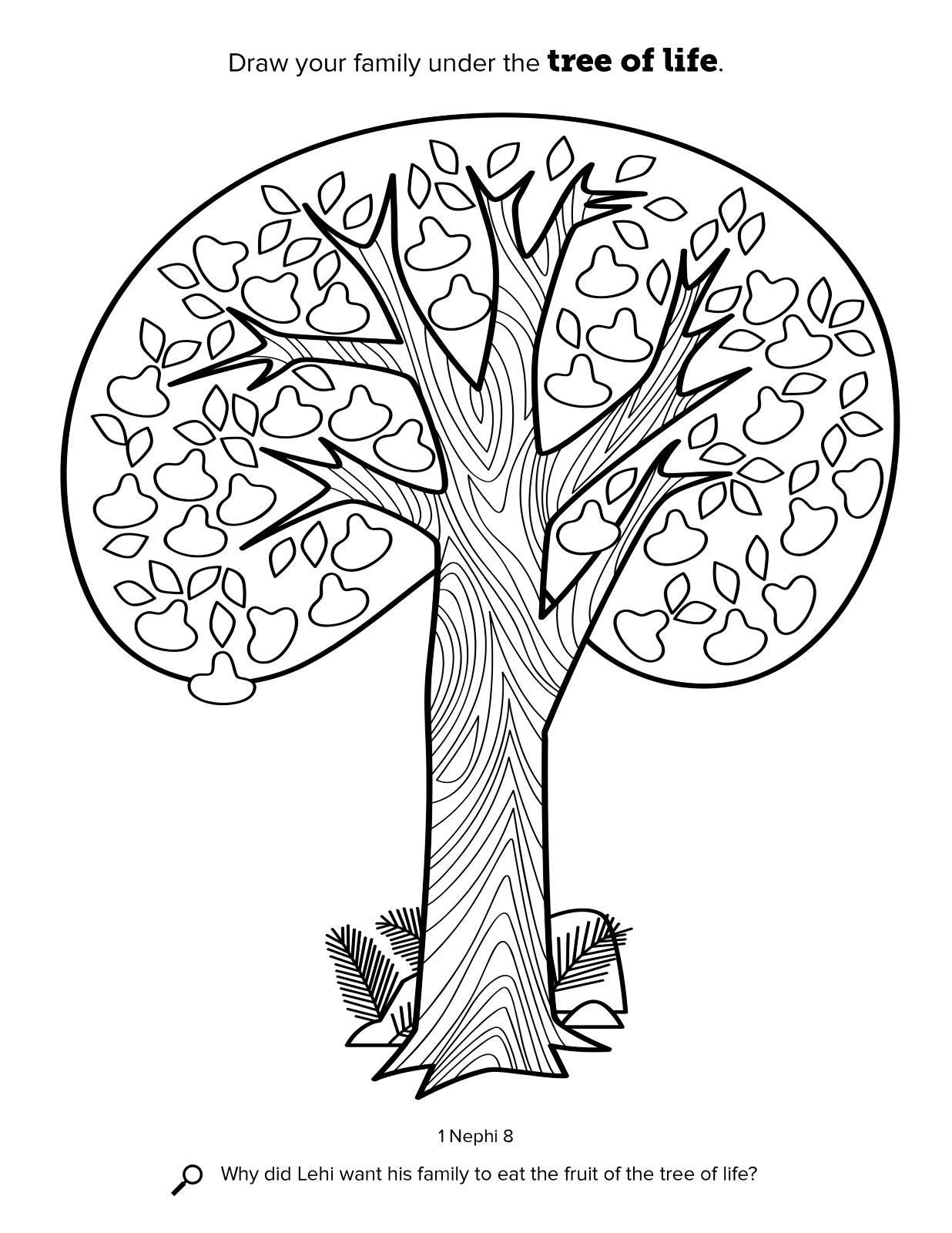 1236x1600 The Tree Of Life