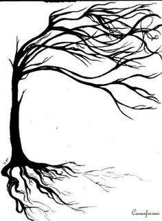 236x321 Japanese Ink Drawings On Japanese Tree, Japanese Koi