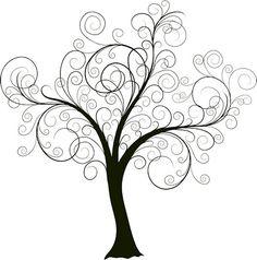 Tree Image Drawing