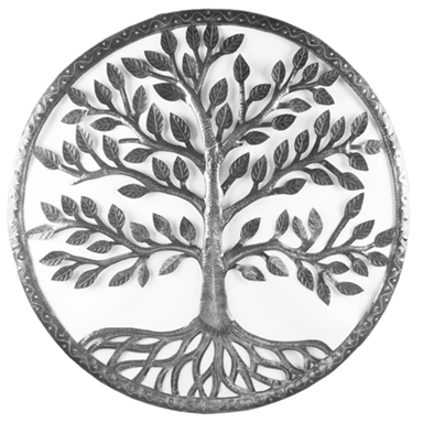 384x384 34 In Round Classic Tree Of Life From Beyond Borders