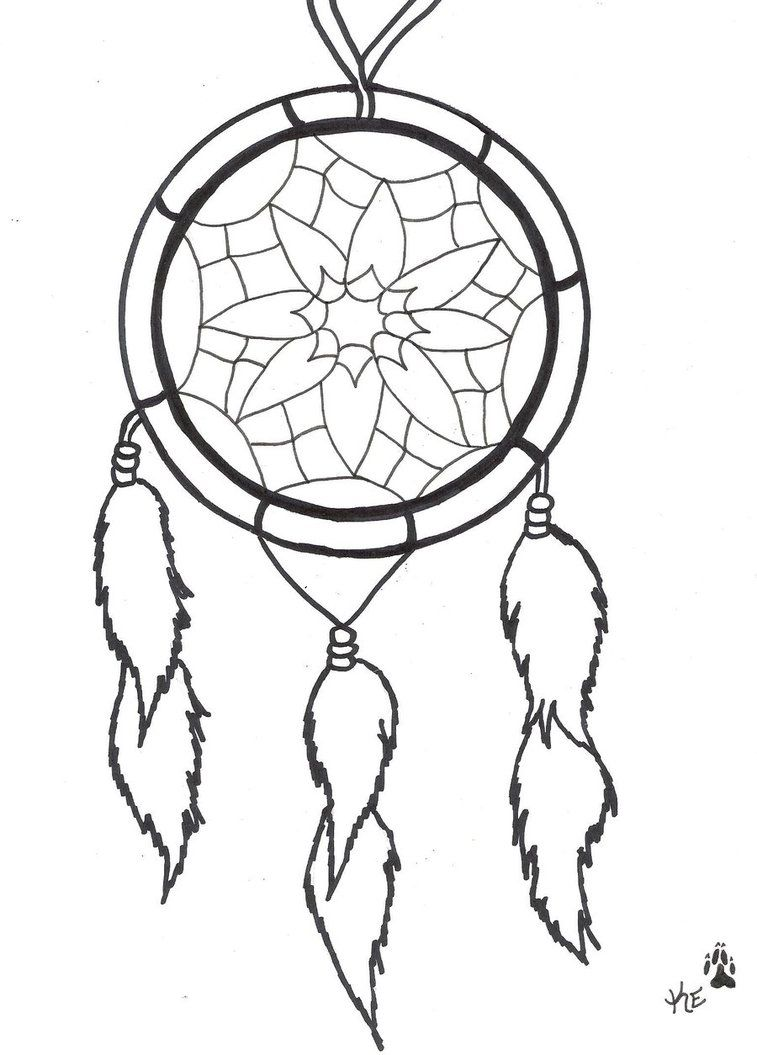 Tree Of Life Dreamcatcher Drawing At Getdrawings Com Free For