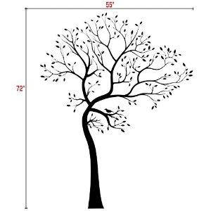 300x300 This Tree, Like 7 Feet Tall, On My (Dream) Dining Room Wall