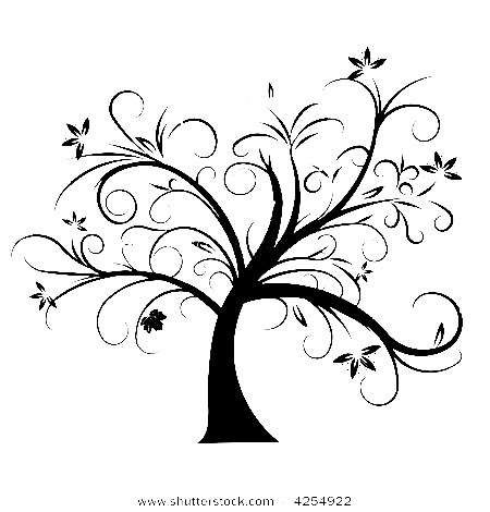 450x470 Line Art Drawings Of Trees Guys To Put Words Up! How Awesome