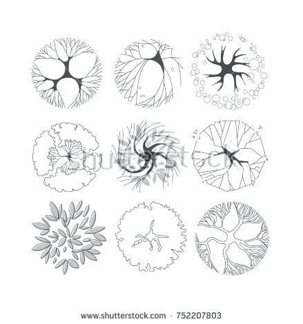439x470 Landscape Plan Black And White What Are Some Good Landscape Design