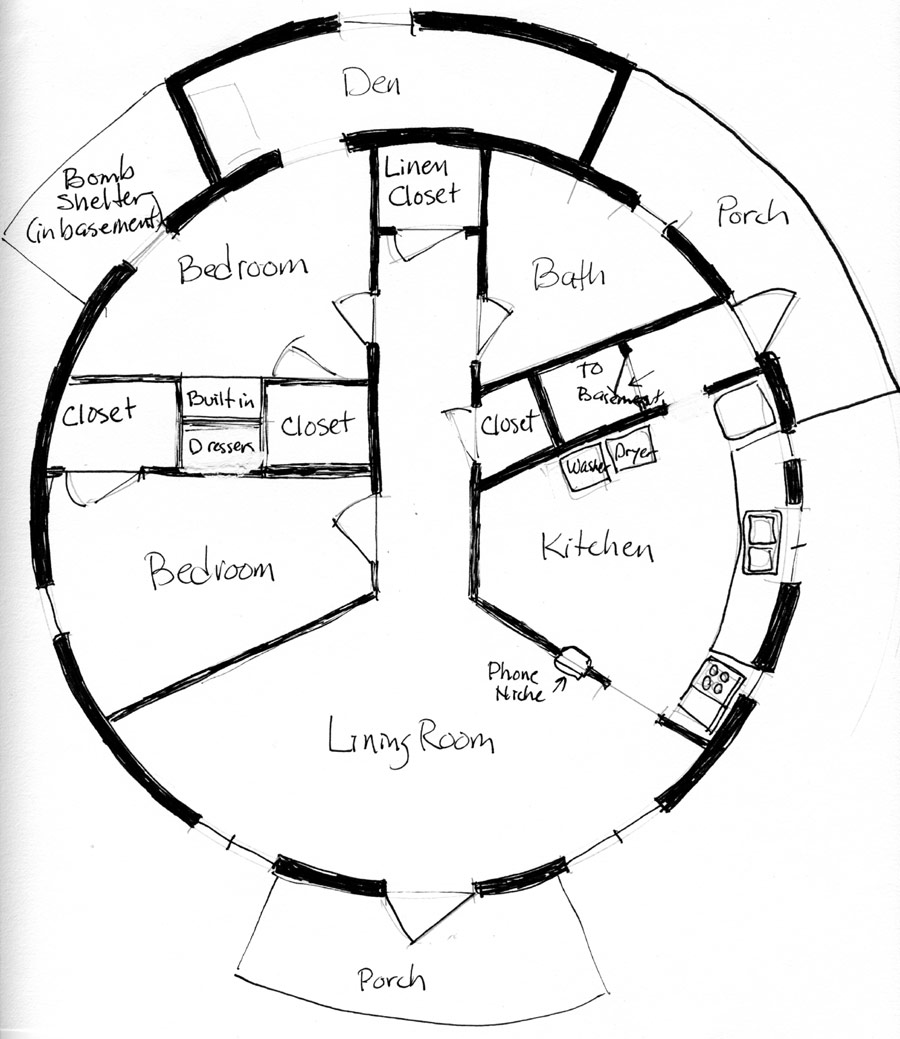 900x1039 Walter S Rockwell Sr Home Ideas Roundse Tree Plans