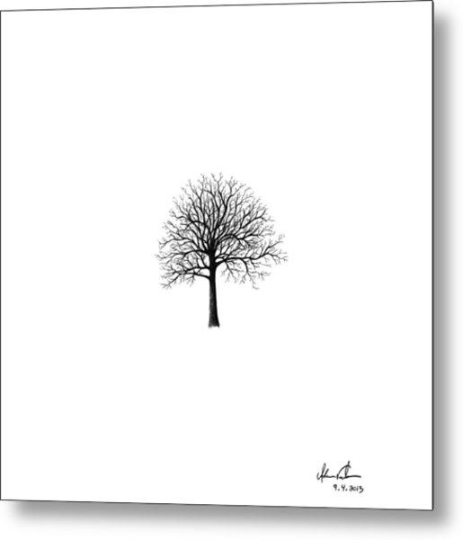 515x600 Small Tree Silhouette Drawing By Adam Vereecke