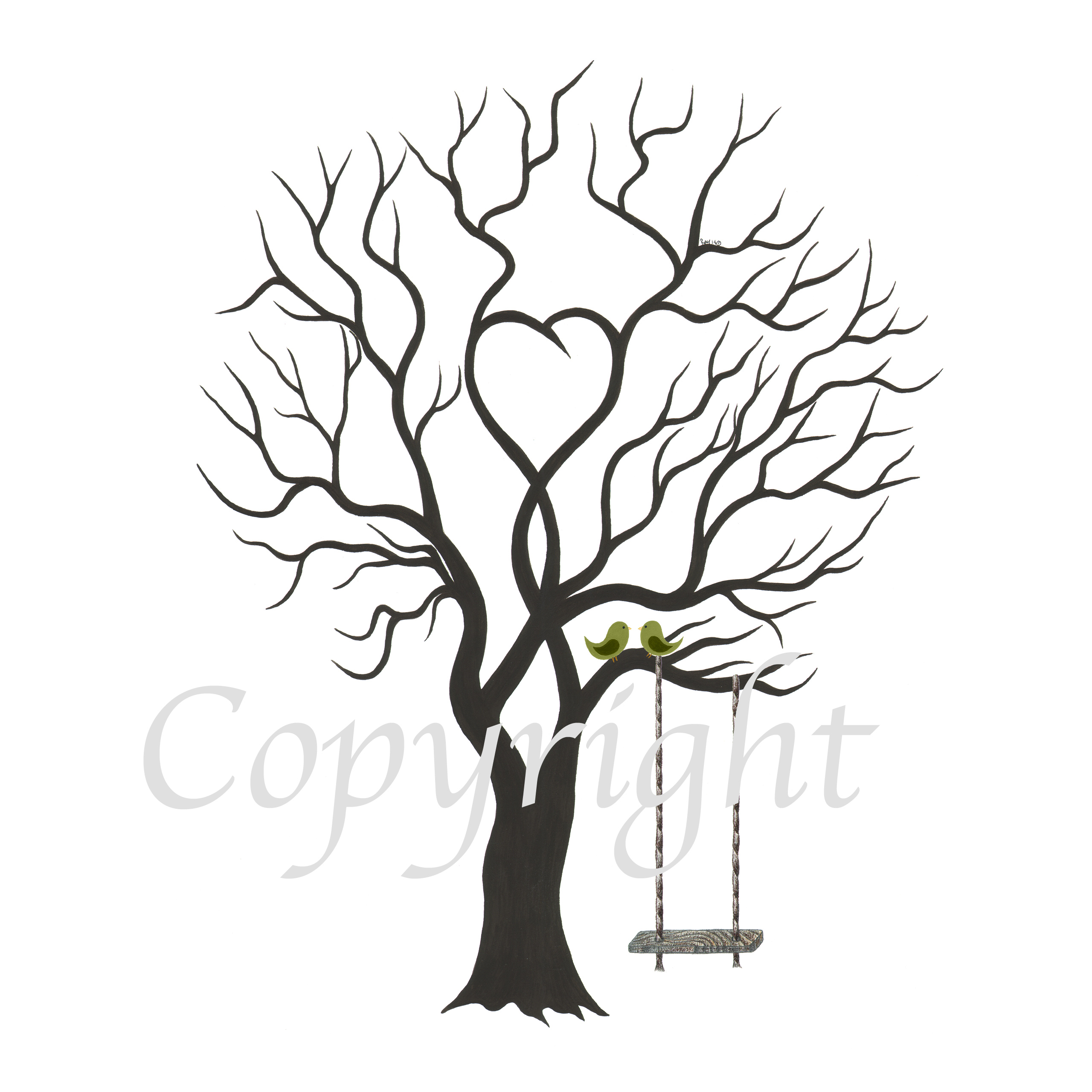 Tree Swing Drawing At Getdrawings Free For Personal Use Tree