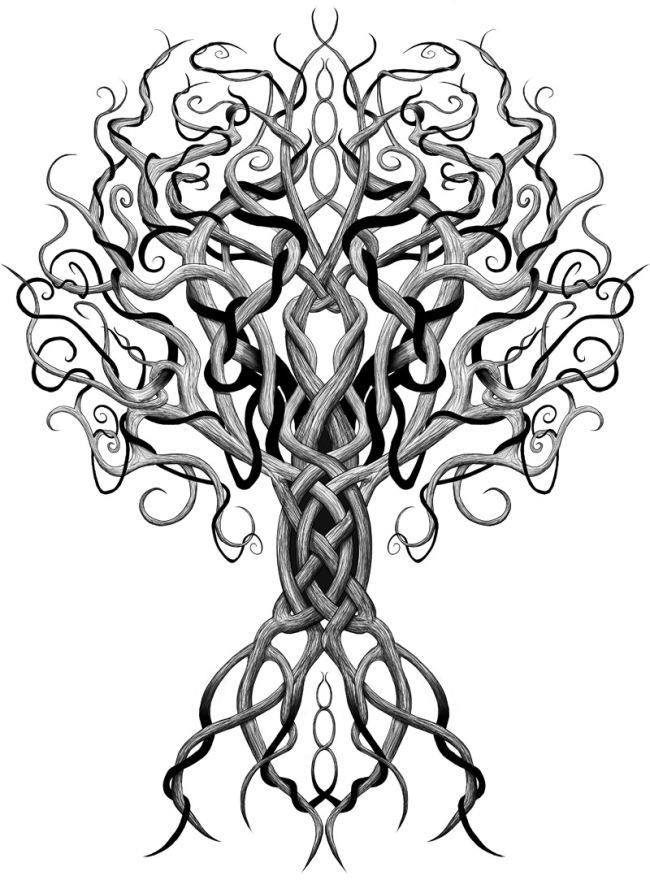 650x880 Yggdrasil Tattoo, Norse Mythology And Mythology