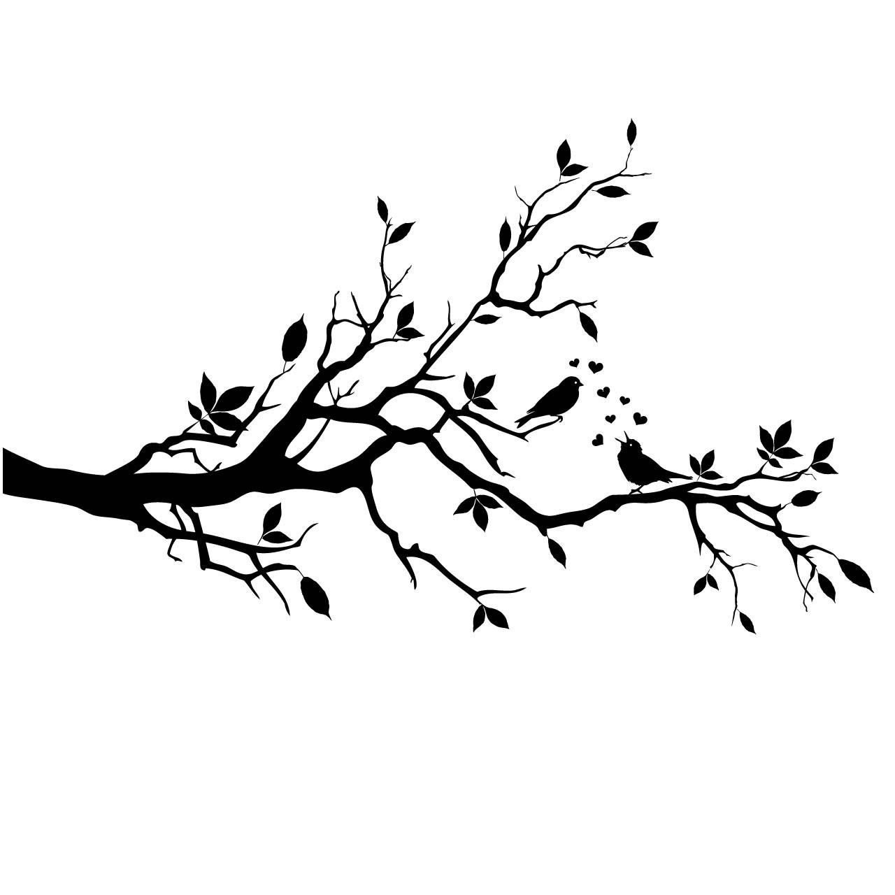 1280x1280 Tree Branch Clip Art Many Interesting Cliparts