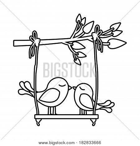 450x470 Tree Swing Vector Images, Illustrations, Vectors