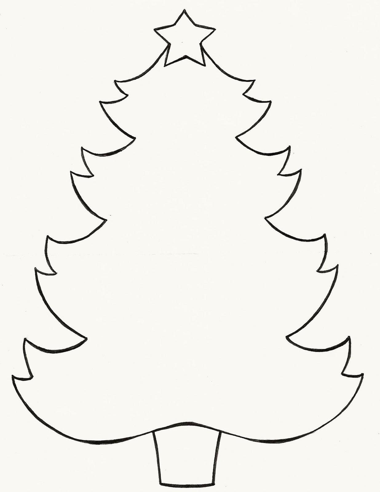 1236x1600 Drawn Pine Tree Line Drawing