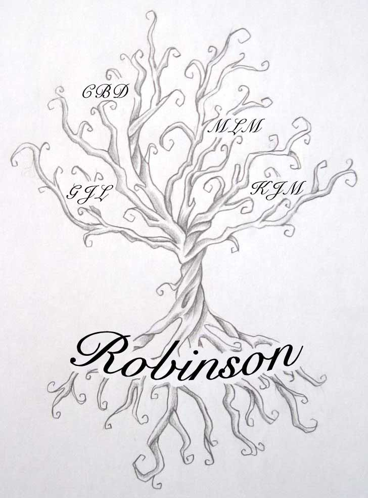 728x984 Collection Of Family Tree Tattoo Stencil