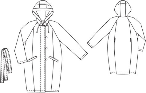 475x304 Spring Trench Coat (Plus Size) 042014