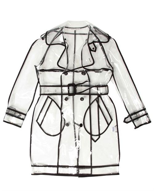 500x619 Wanda Nylon Tentastic, Pvc Trench Coat