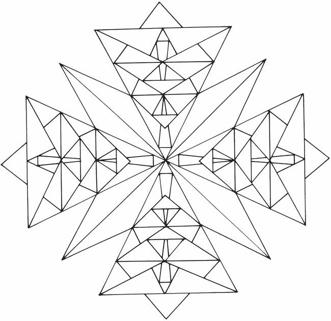 triangle design drawing at getdrawings com free for personal use