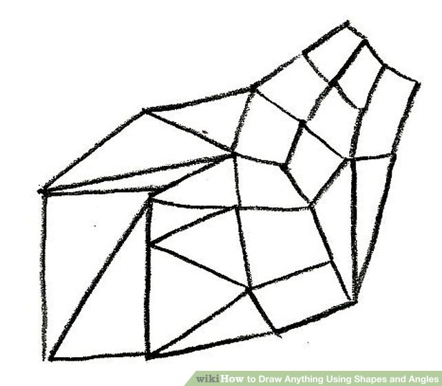 642x560 How To Draw Anything Using Shapes And Angles 10 Steps