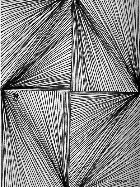 450x600 Triangle Or Diamond Art Triangles, Zentangles