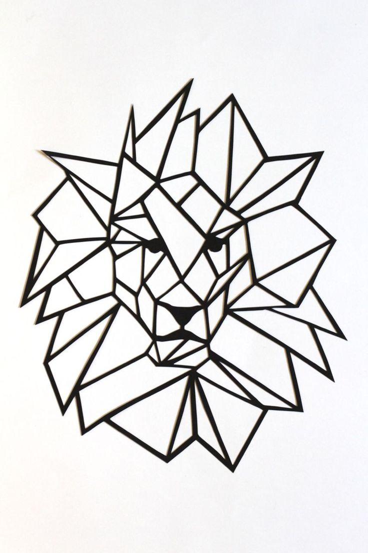 Triangular Drawing