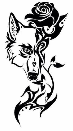 236x422 The Wolf Understands That All We Need Is Love, And Is Fully
