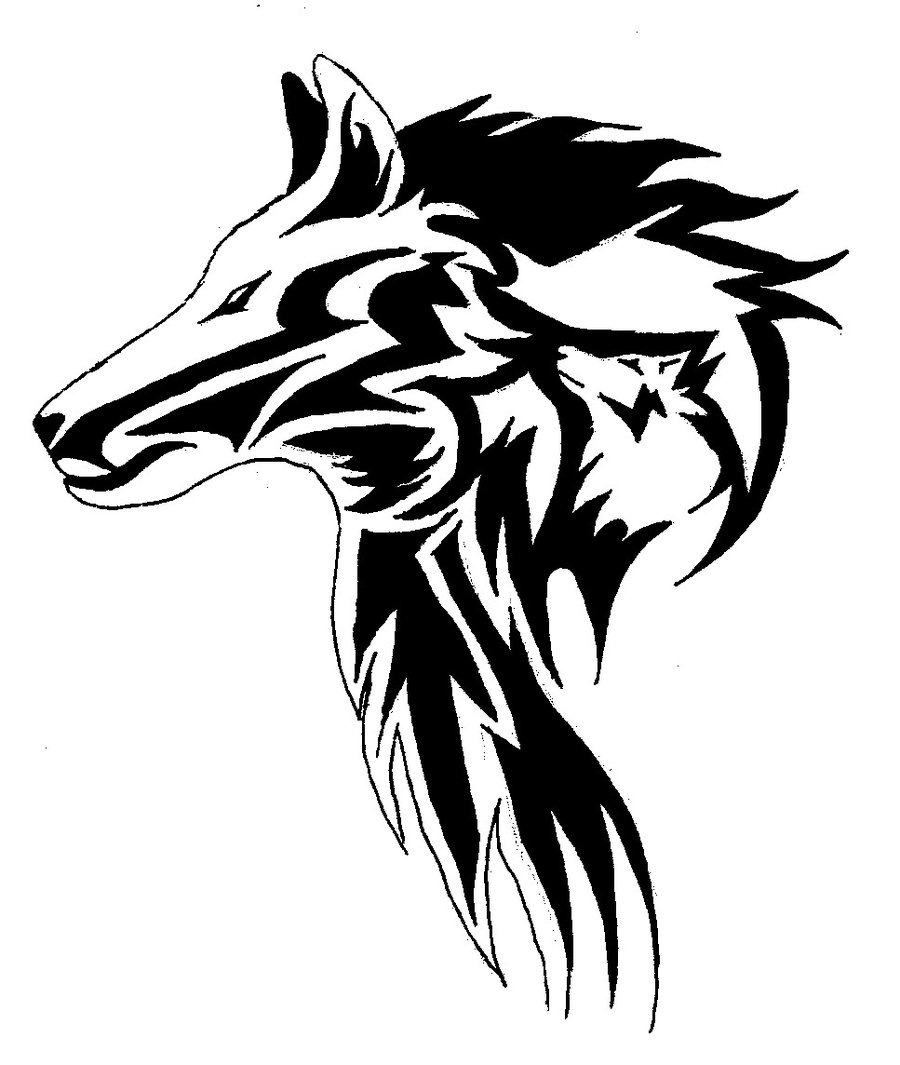 900x1065 Drawings Of Wolves