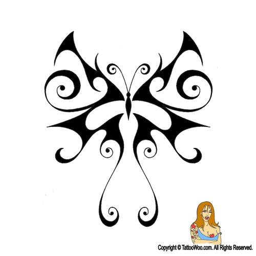 Tribal Butterfly Drawing At Getdrawings Com Free For Personal Use