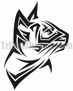 236x295 Kanji cat Tweet Author Tribalshapes Com Url Http Www