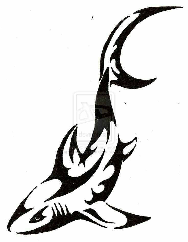 736x949 Download Tribal Tattoo Animals