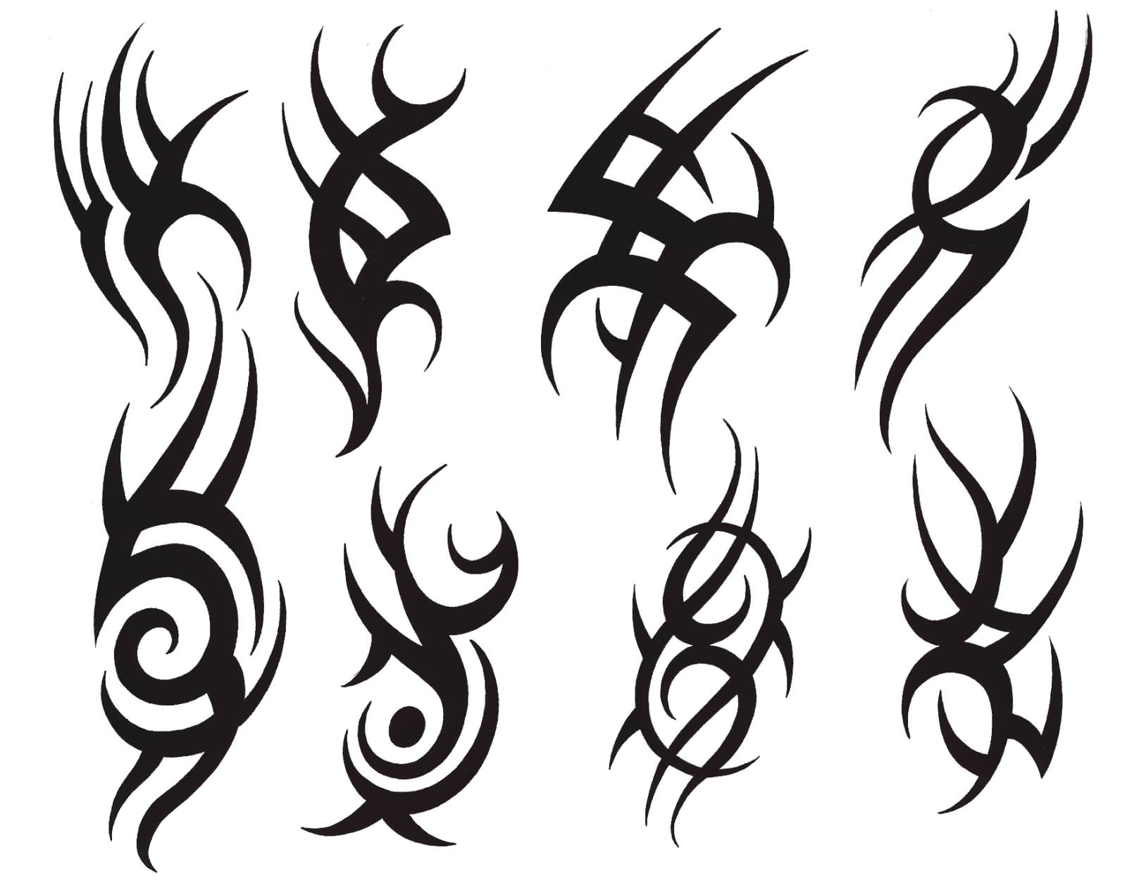 1600x1257 Famous Tribal Tattoo Designs
