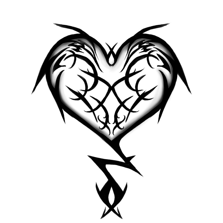 900x900 Cool Tribal Designs To Draw Cool Heart Designs To Draw