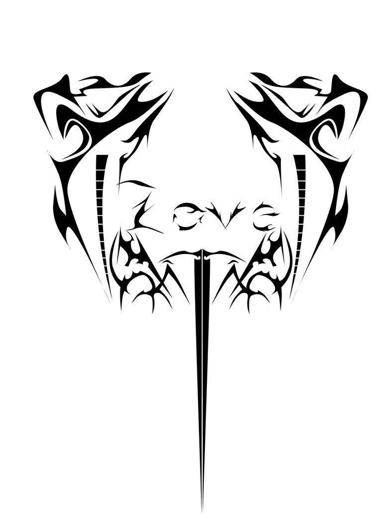 762x1048 Love, Tribal Design By Evenangelfall